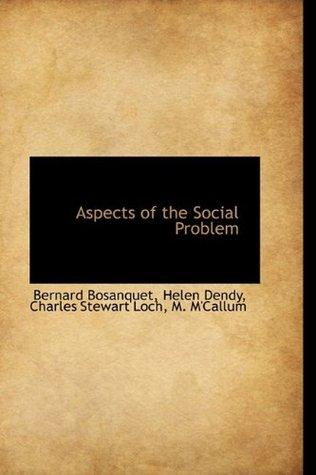 Aspects of the Social Problem Helen Dendy