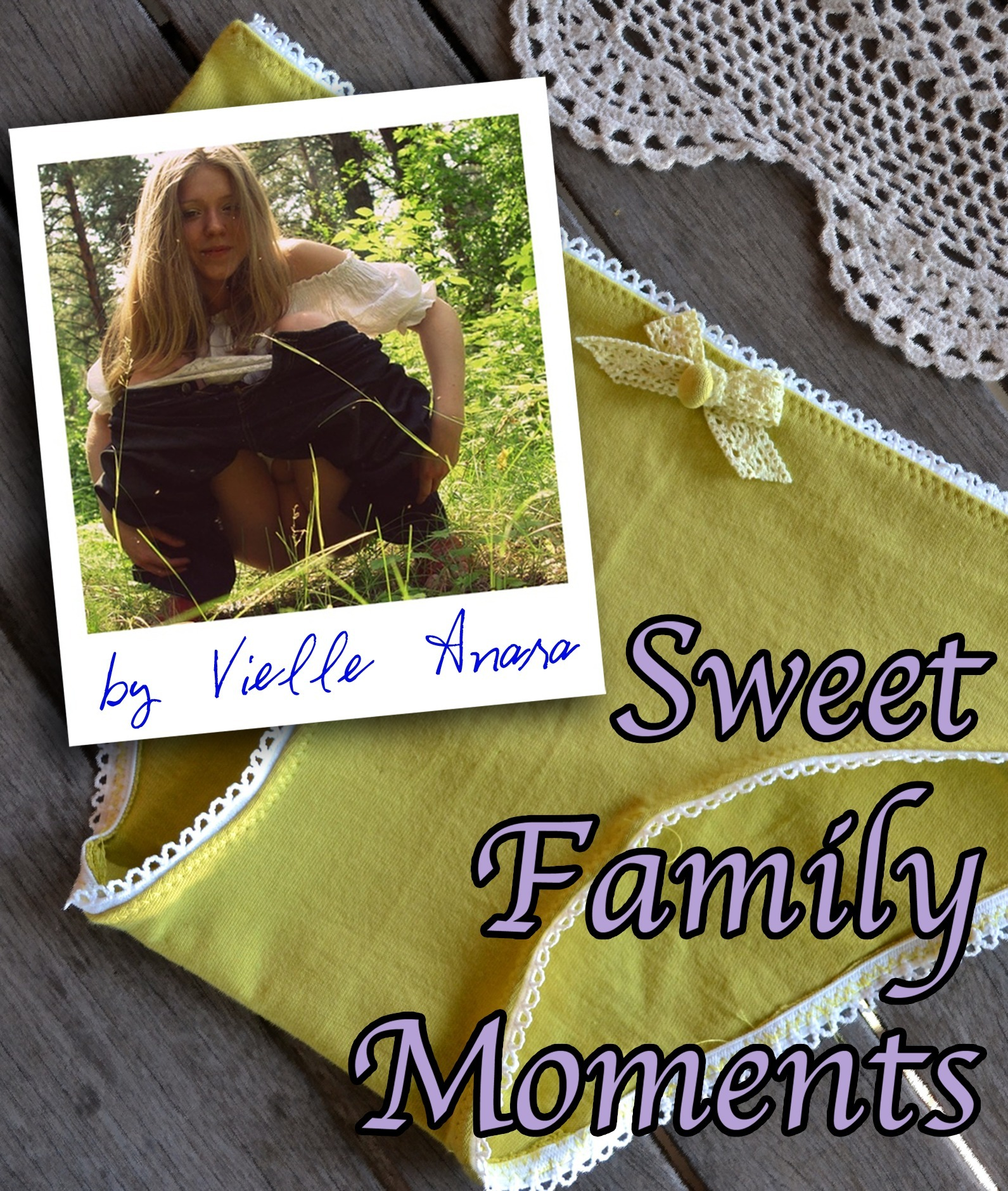 Sweet Family Moments  by  Vielle Anara