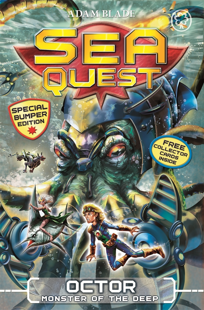 Octor: Monster of the Deep (Sea Quest, special #4) Adam Blade