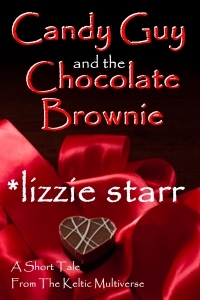 Candy Guy and the Chocolate Brownie  by  Lizzie Starr