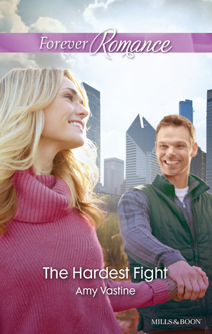 The Hardest Fight  by  Amy Vastine