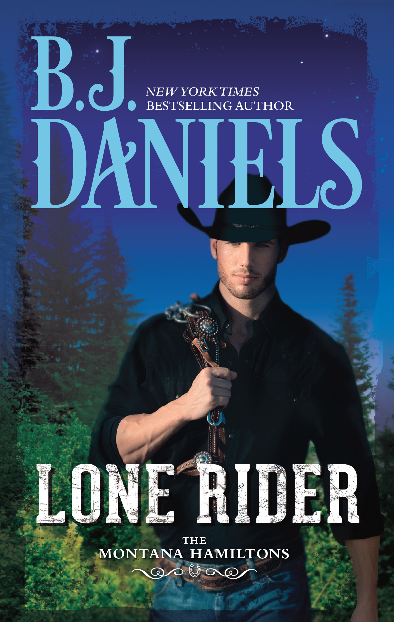 Lone Rider B.J. Daniels