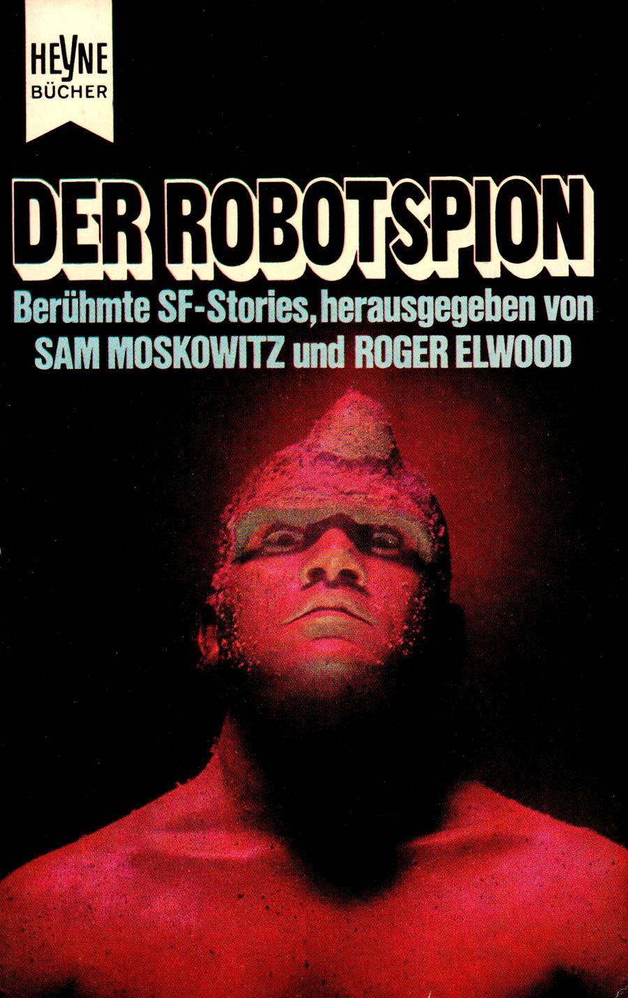 Der Robotspion  by  Roger Elwood
