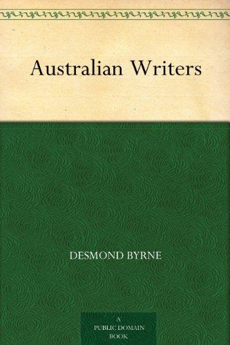 Australian Writers Desmond Byrne