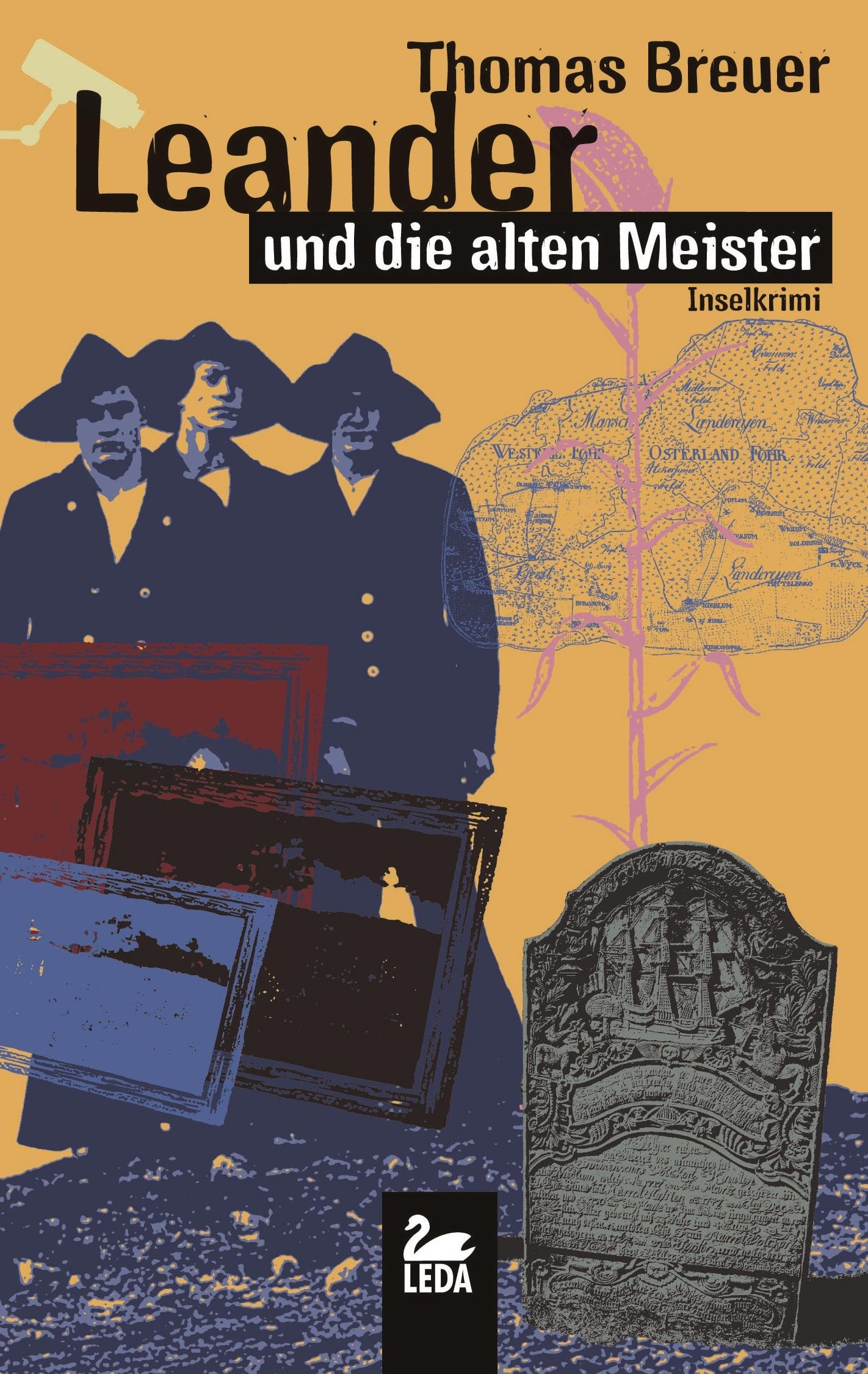 Leander und die alten Meister: Inselkrimi  by  Thomas Breuer