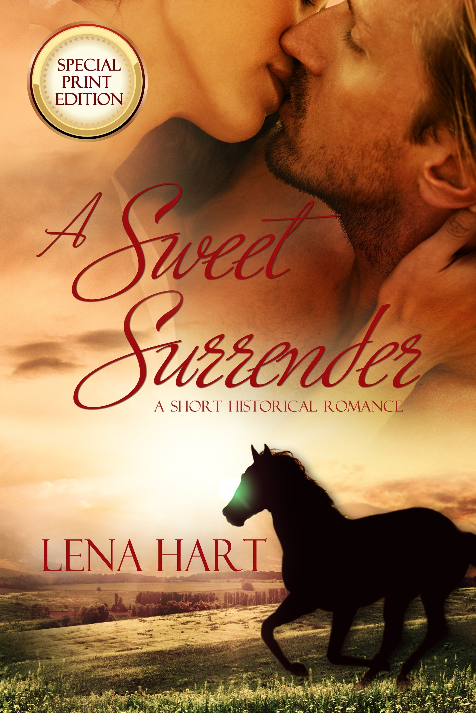 A Sweet Surrender Lena Hart