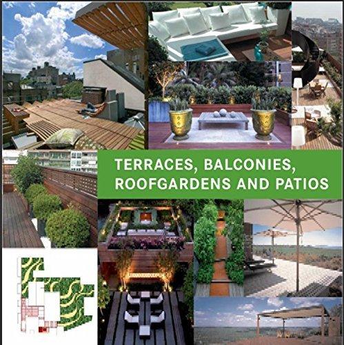 Terraces, Balconies, Roofgardens and Patios  by  Marta Serrats
