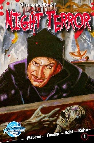 Vincent Price: Night Terror #1 Matthew McLean
