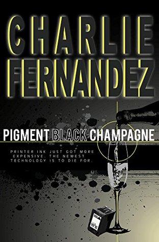 Pigment Black Champagne  by  Charlie Fernandez