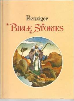 Benziger Bible Stories  by  Geoffrey M. Horn