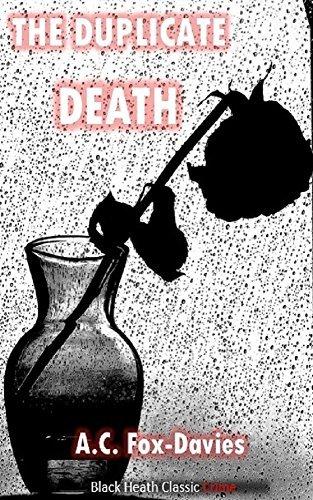 The Duplicate Death  by  A.C. Fox-Davies