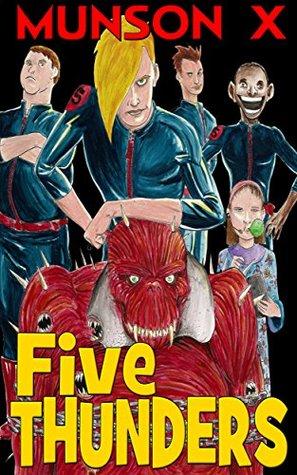 Five Thunders Munson X