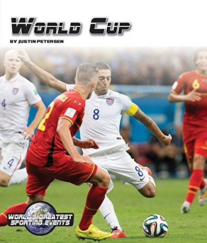 World Cup  by  Justin Petersen