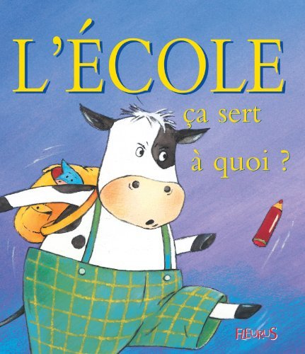 Lécole  by  Sophie Bellier