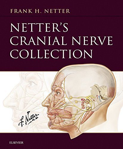 Netters Cranial Nerve Collection  by  Frank H. Netter