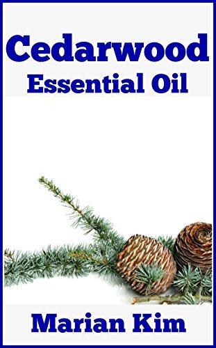Cedarwood Essential Oil  by  Marian Kim