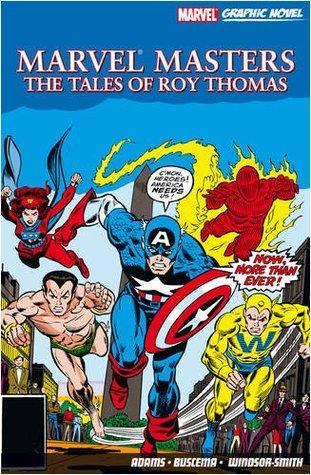 The Tales of Roy Thomas  by  Roy Thomas