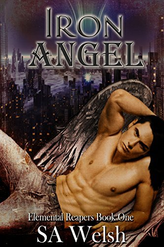 Iron Angel (Elemental Reapers Book 1) S.A. Welsh