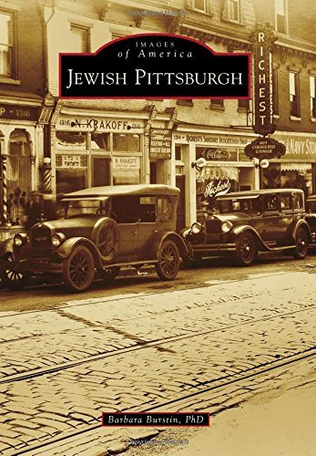 Jewish Pittsburgh  by  Barbara Burstin