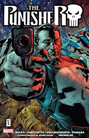 Punisher By Greg Rucka Vol. 1  by  Greg Rucka