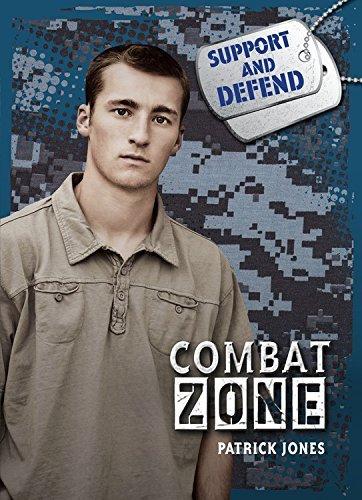 Combat Zone  by  Patrick Jones