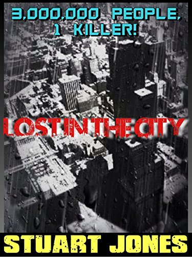 Lost In The City Sample  by  Stuart Jones