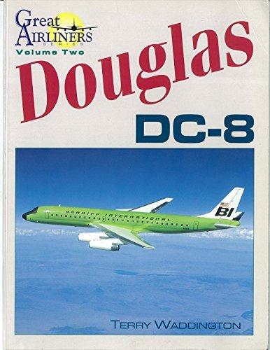Douglas DC-8 Terry Waddington