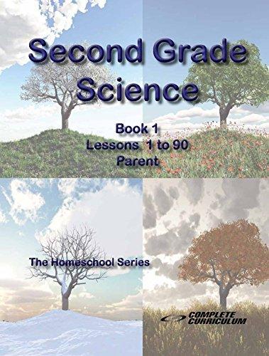 Second Grade Science Book 1 Parent Edition - Homeschool Curriculum Amber Plante