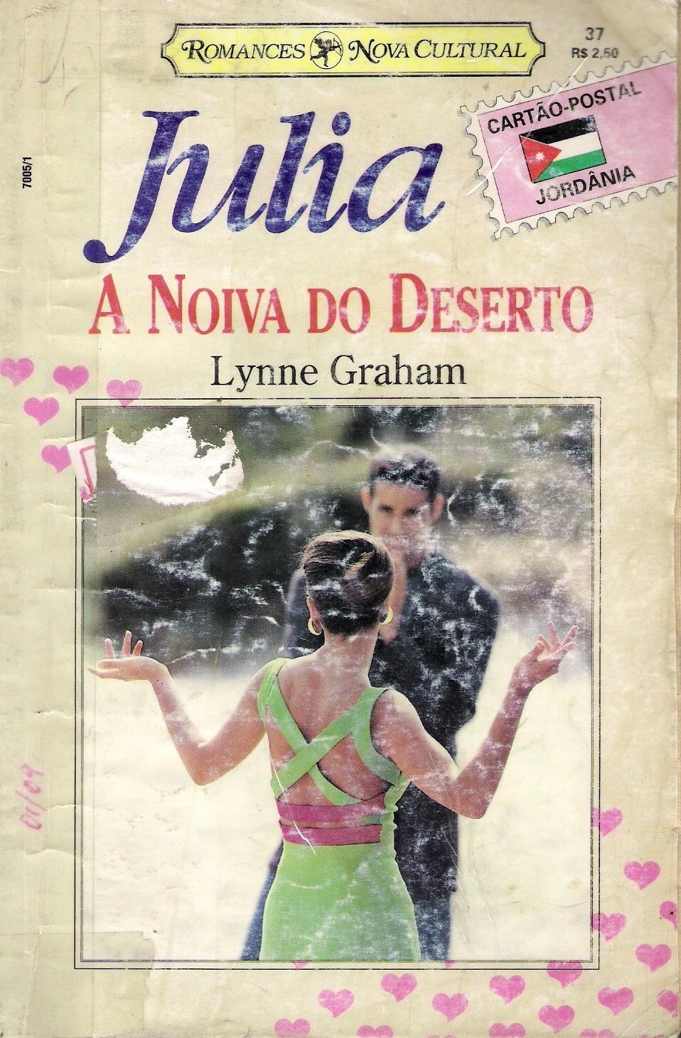 A Noiva Do Deserto  by  Lynne Graham