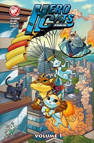 Hero Cats Vol 1 #TPB (Hero Cats Vol 1: TPB)  by  Kyle Puttkammer