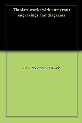 Tinplate work: with numerous engravings and diagrams  by  Paul Nooncree Hasluck