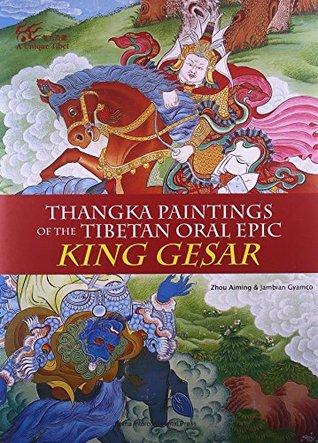 King Gesar  by  Zhou Aiming