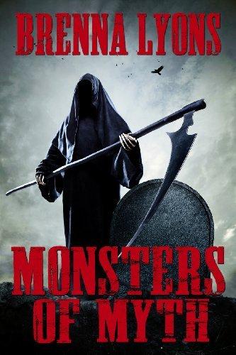 Monsters of Myth  by  Brenna Lyons