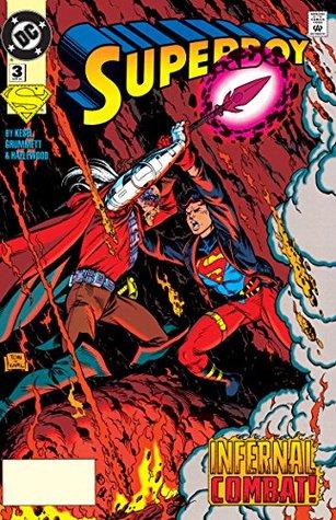 Superboy (1993-) #3  by  Karl Kesel