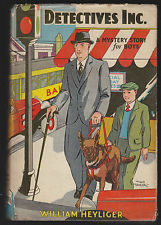Detectives, Inc. A Mystery Story for Boys William Heyliger