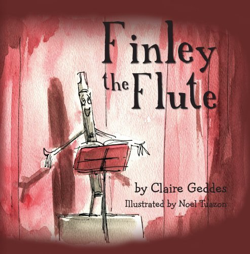 Finley the Flute  by  Claire Geddes