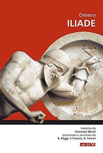 Iliade  by  Omero