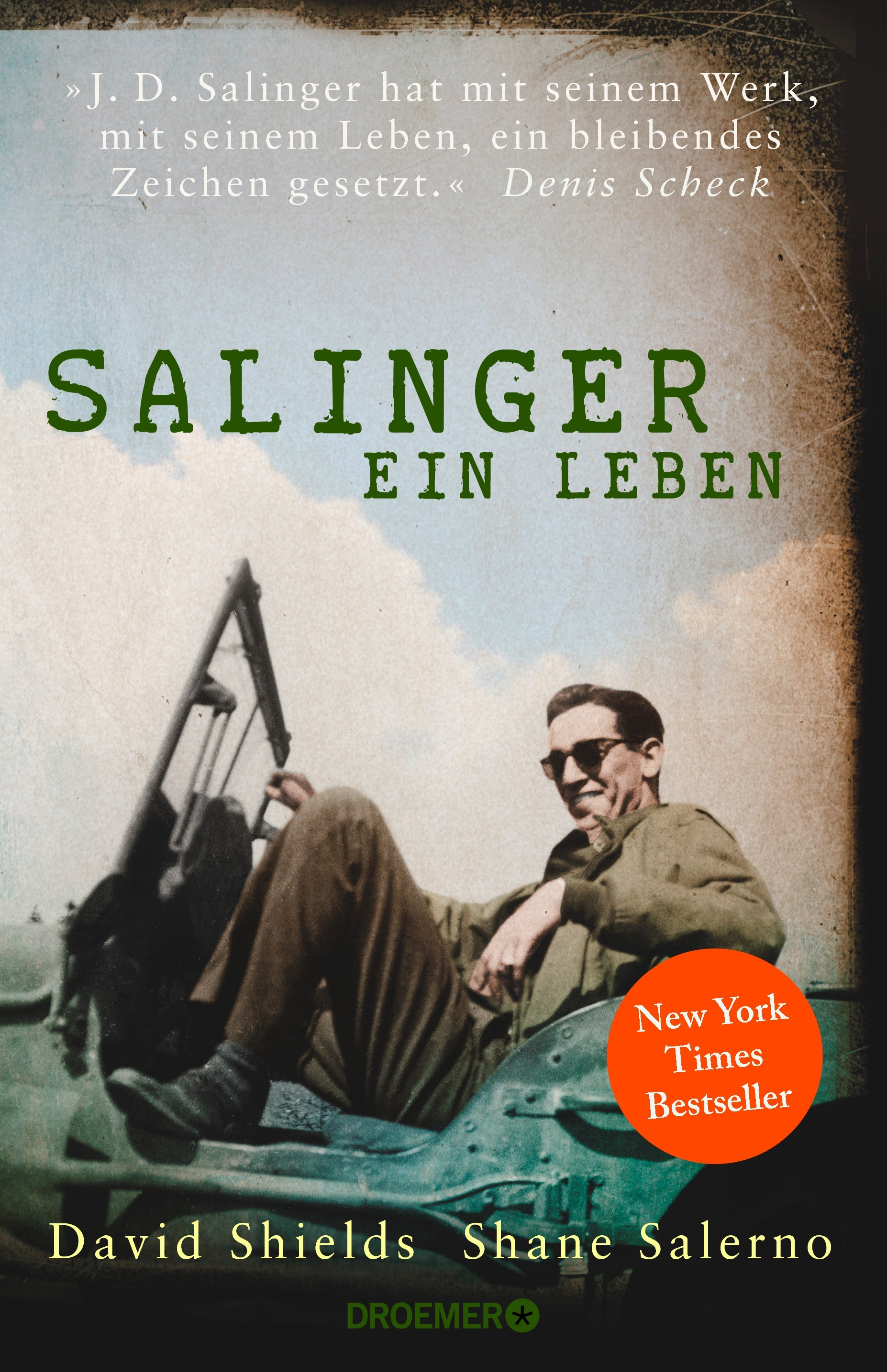 Salinger: Ein Leben David Shields