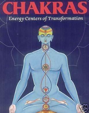Chakras: Energy Centers Of Transformation  by  Harish Johari