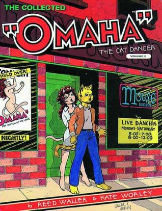 Omaha the Cat Dancer Vol. 3 (Omaha the Cat Dancer, 3)  by  Kate Worley