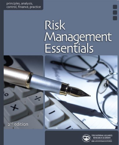 Risk Management Essentials  by  The National Alliance for Insurance Education and Research
