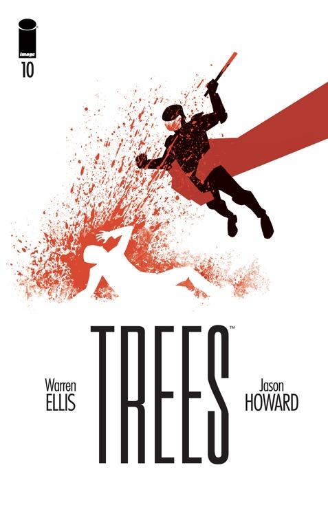 Trees #10  by  Warren Ellis