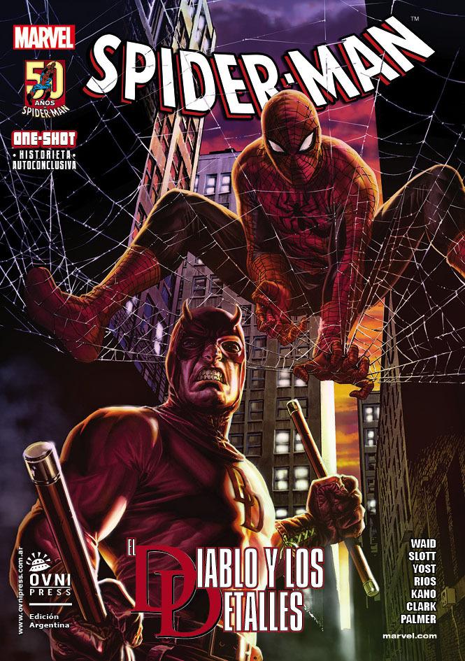 Spider-Man #13: El Diablo y los Detalles (Spiderman de Ovni Press, #13)  by  Dan Slott