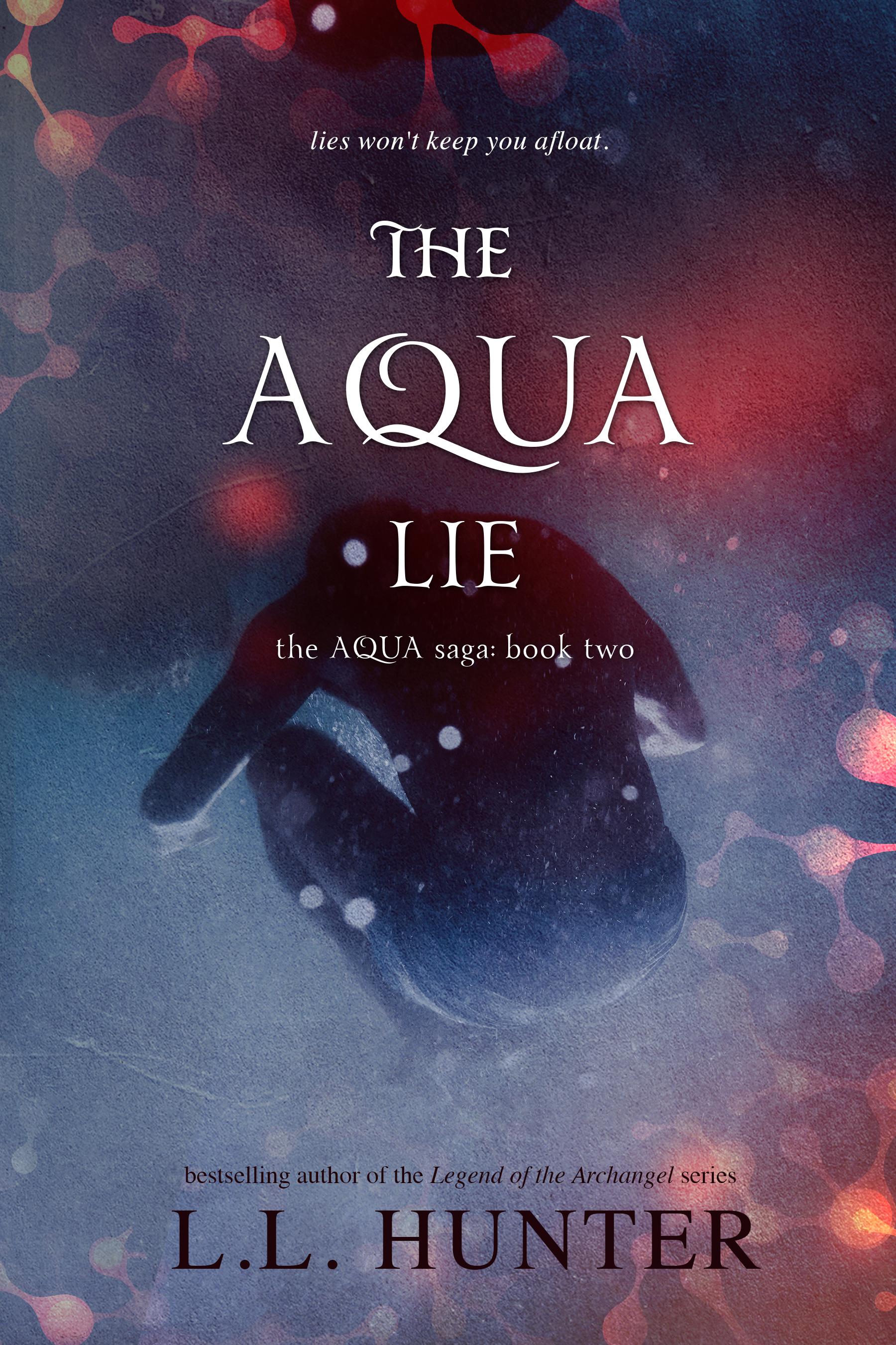 The Aqua Lie  by  L.L. Hunter