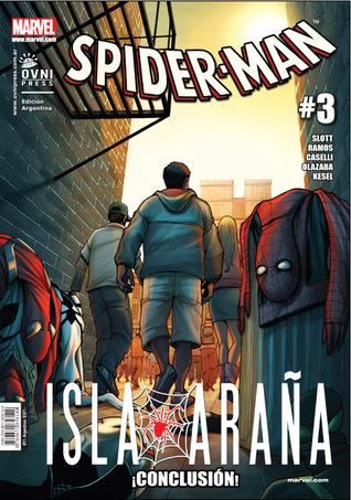 Spider-Man #11: Isla Araña, #3 de 3 (Spiderman de Ovni Press, #11) Dan Slott