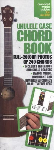 Ukulele Case Chord Book  by  Various