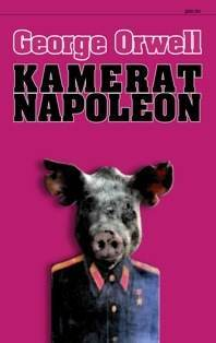 Kamerat Napoleon  by  George Orwell