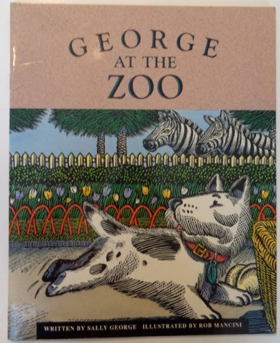 George At The Zoo Sally George