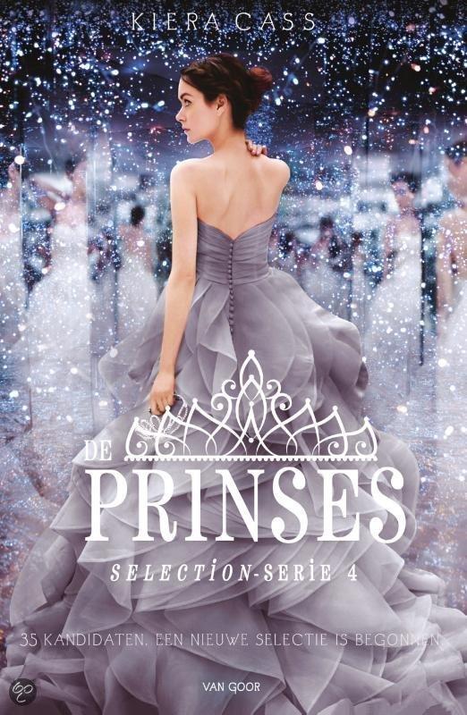 De prinses (Selection, #4)  by  Kiera Cass