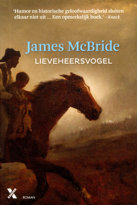 Lieveheersvogel  by  James McBride